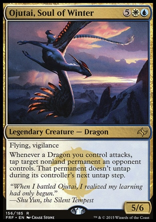 Magic The Gathering Mtg Commander Primer Ojutai Soul
