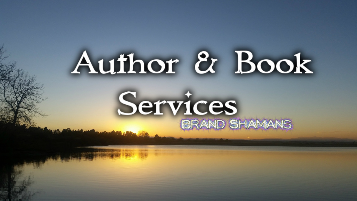 Author & Book Services by Brand Shamans